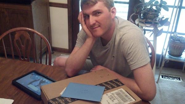 Seth's 30th Birthday 2012
