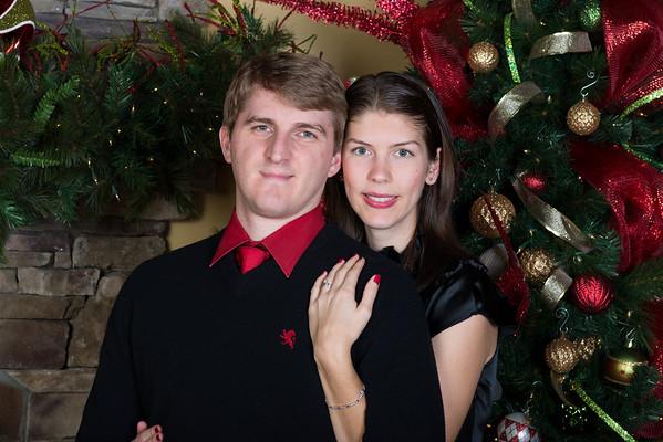 Dunn Family 1st Christmas 2012